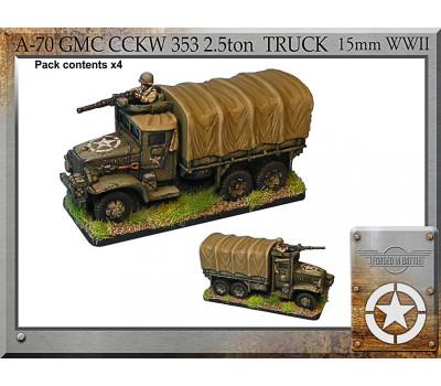 A-70 GMC CCKW353 2.5ton