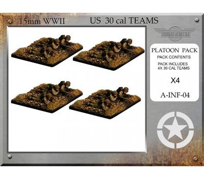 A-INF-04 US 30 Cal HMG Teams