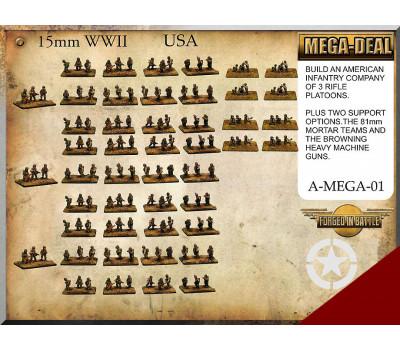 A-MEGA-01 US Infantry Mega Deal