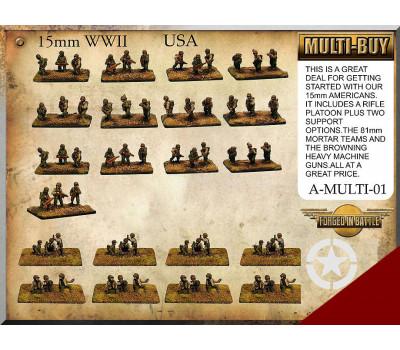 A-MULTI-01 US Infantry Multi-Buy