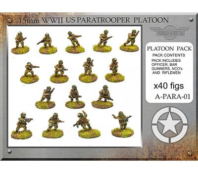 A-PARA-01 US Paratrooper Platoon