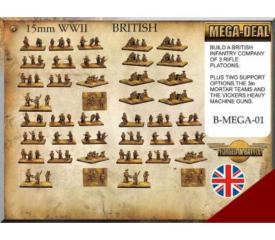 B-MEGA-01 British Infantry Mega Deal