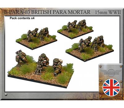 """B-PARA-03 British Para 3"""" mortar"""