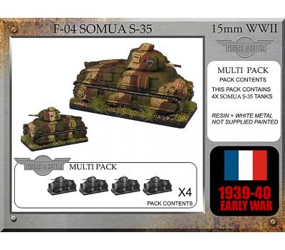 F-04 Somua S-35