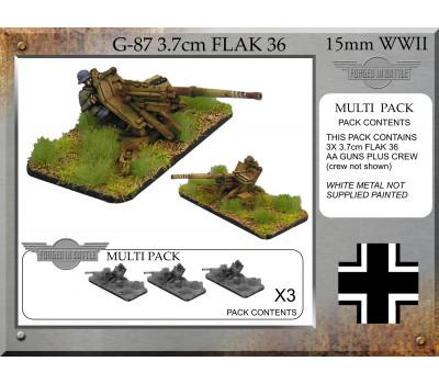 G-87 3.7cm Flak 36