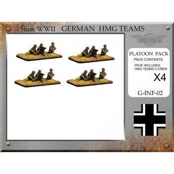 G-INF-02 German HMG Platoon