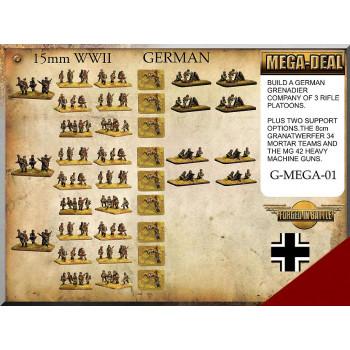 G-MEGA-01 German Infantry Mega Deal