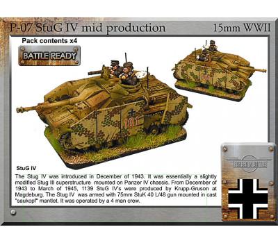 P-07 StuG IV