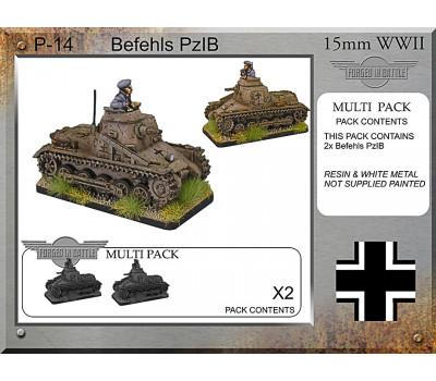 P-14 Befehls PzIB