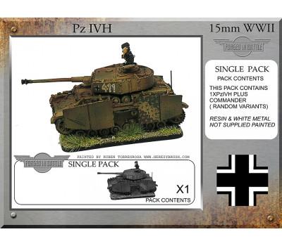 P-44-ONE Pz IVH-G Tank