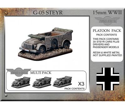 G-05 Steyr 1.5 Tonne Field Car