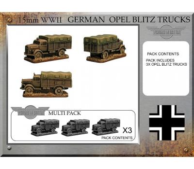 G-42 Opel Blitz Trucks