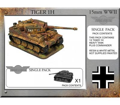 P-62-ONE Tiger 1H Tank