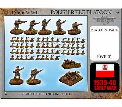 EWP01 Early War Polish Rifle Platoon