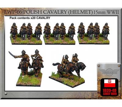 EWP06 Polish Cav. Mtd. (helmet)