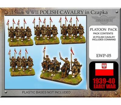 EWP05 Early War Polish Cavalry Chapzka / Lance (20)