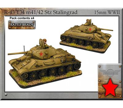 R-43 T-34 m41/42 Stz