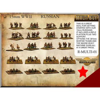 R-MULTI-01 Russian Infantry Multi-Buy
