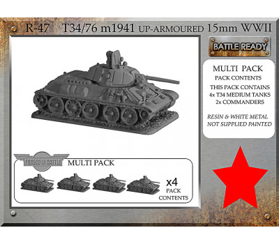 R-47 T-34/76 m1941 up-armoured