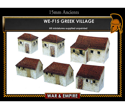 WE-F15 Greek Village