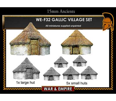 WE-F32 Gallic Village