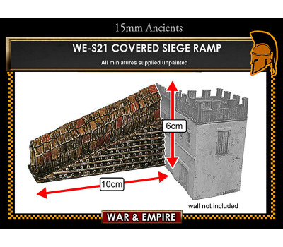 WE-S21 Covered siege ramp