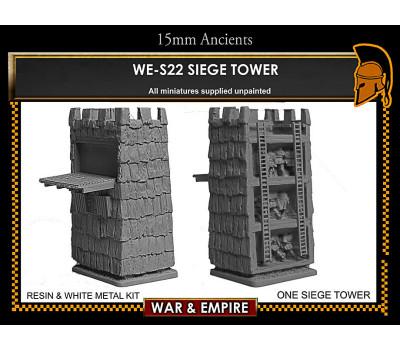 WE-S22 Siege tower