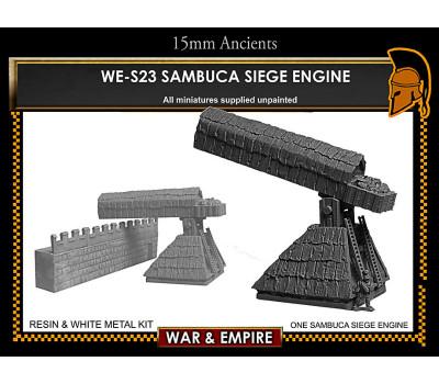 WE-S23 Sambuca Siege Engine
