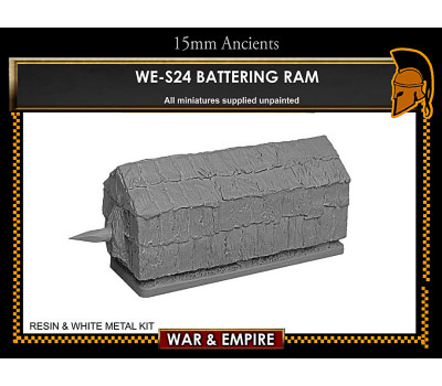 WE-S24 Battering ram, in penthouse