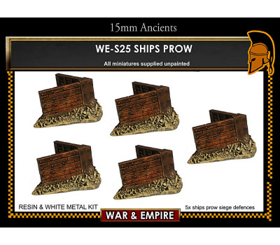 WE-S25 'Ships prows'