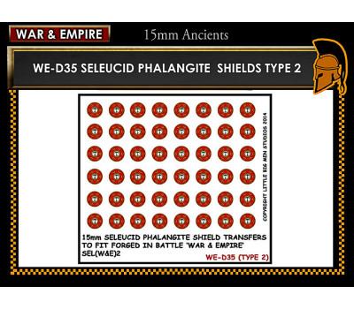 WE-D35 Seleucid Phalangite Shields (Type 2)