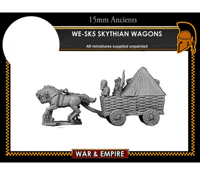 WE-SK06 Skythian 2-Horse Wagons