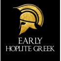 Early Hoplite Greek