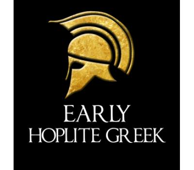 WE-A41 W & E Starter Army Early Hoplite Greek