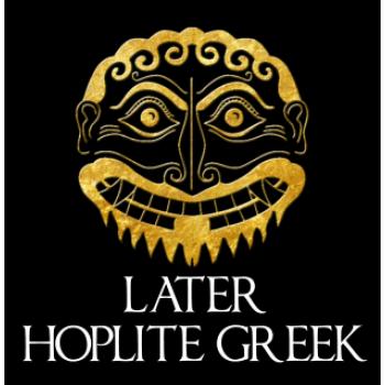 WE-A49 Later Hoplite Greek