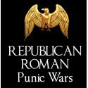 Republican Roman, Pyrrhic and Punic Wars