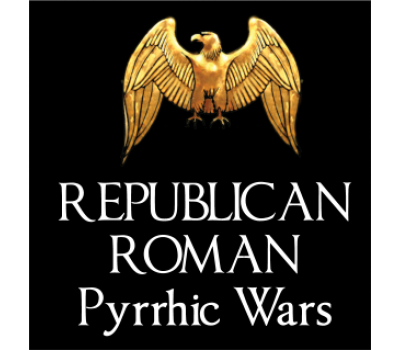 WE-A61 W & E Starter Army Republican Roman (Pyrrhic Wars)