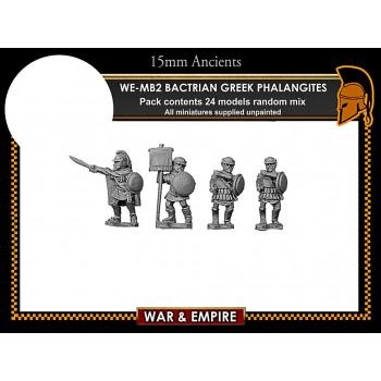 WE-MB02 Bactrian Greek Phalangites, marching