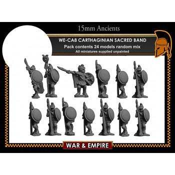 WE-CA08 Carthaginian Sacred Band