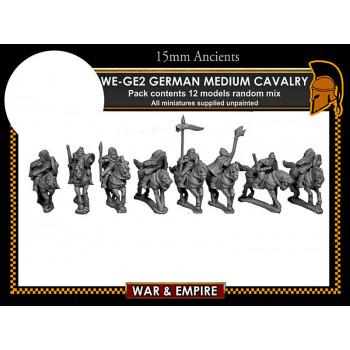 WE-GE02 German Medium cavalry