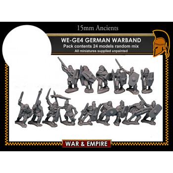 WE-GE04 German Warband #2