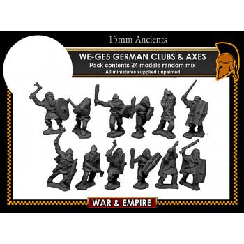 WE-GE05 German Warband #3