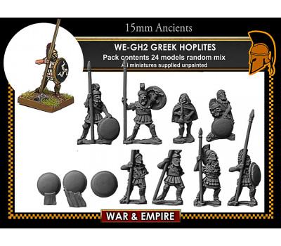 WE-GH02 Early Greek, Hoplites