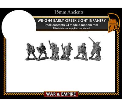 WE-GH04 Early Greek, Light Infantry