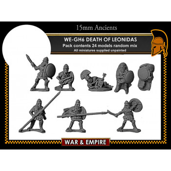WE-GH06 The Death of Leonidas