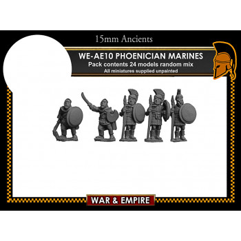 WE-AE10 Early Persian, Phoenician Marines