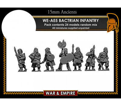 WE-AE05 Early Persian, Bactrian Infantry