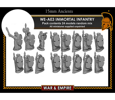 WE-AE03 Early Persian, Immortal Infantry