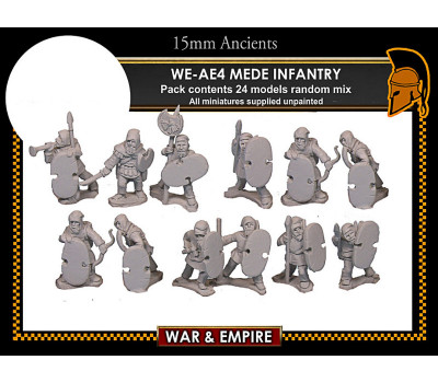WE-AE04 Early Persian, Mede Infantry