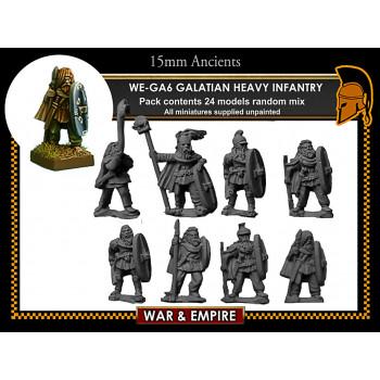 WE-GA06 Celtic/Galatian Heavy Infantry